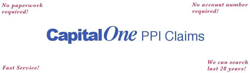CAPITAL ONE PPI