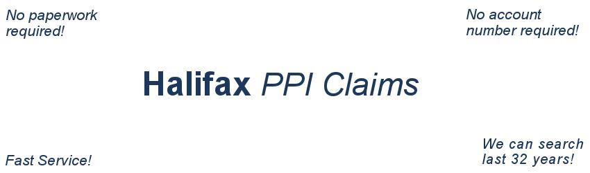 Halifax PPI Claim