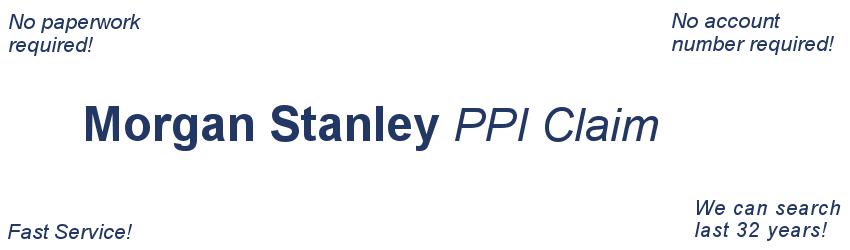 Morgan Stanley PPI