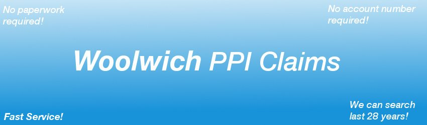Woolwich PPI
