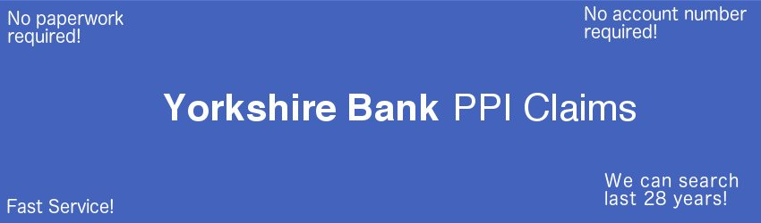yorkshire bank ppi claims
